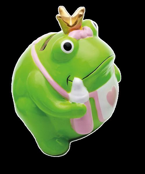 Spardose Frogmania Baby