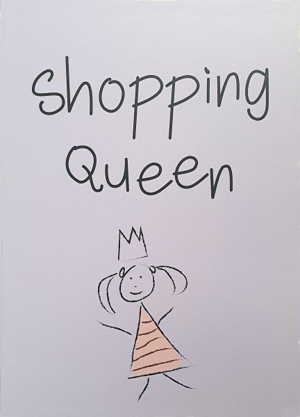 "Passepartout ""Shopping Queen"""