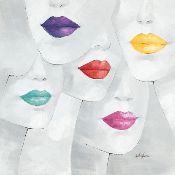 """Bild """"Lippen"""" by SABODesign"""