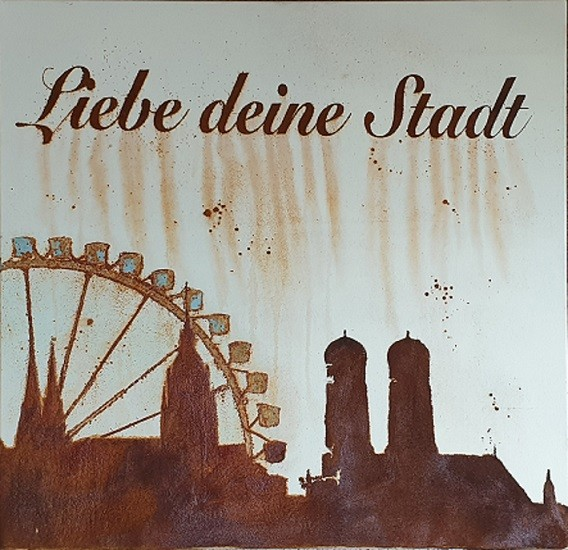 """Bild """"München, Reuter"""" by SABODesign"""