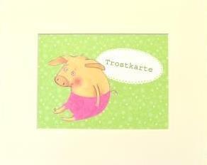 "Passepartout ""Trostkarte"""