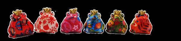 """Keramik Anhänger """"Frosch Freddy"""""""