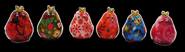 """Keramik Anhänger """"Vogel Fiona"""""""