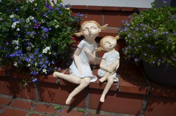 Kantenhocker Lucy & Lucia