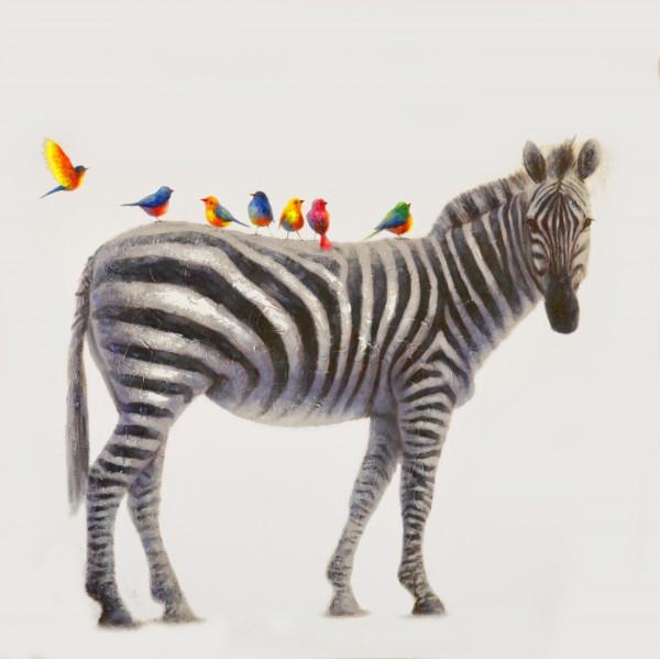 """Bild """"Zebra"""" by SABODesign"""