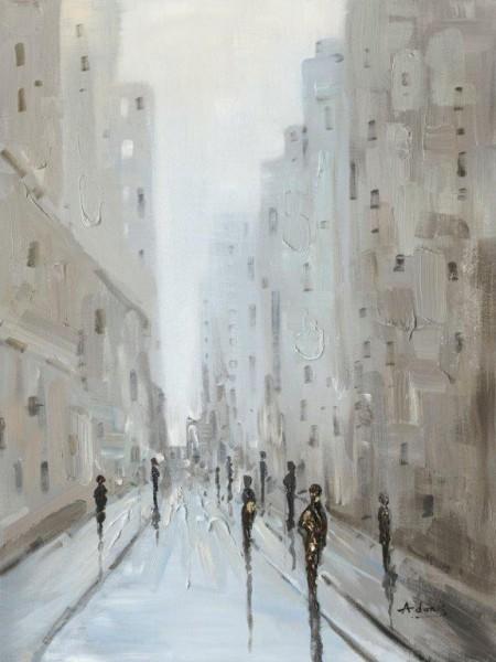 "Bild ""Straßenszene II"" by SABODesign"