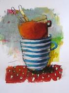 """Bild """"Tassen"""" by SABODesign"""