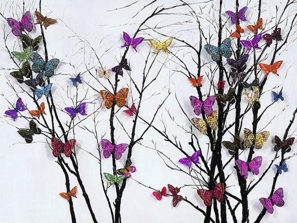 """Bild """"Schmetterlinge"""" by SABODesign"""