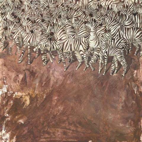 """Bild """"Zebras"""" by SABODesign"""