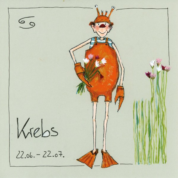 "Bild ""Krebs"" - Freundlieb"