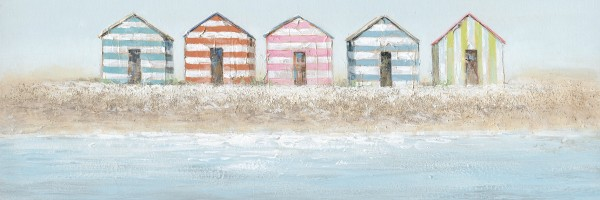"Bild ""Beachhouses II"" by SABODesign"
