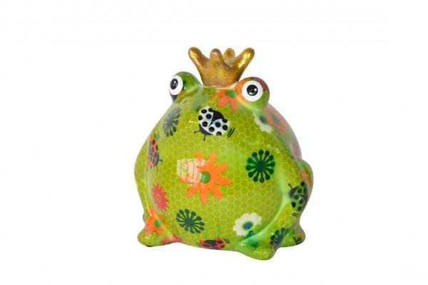 Spardose Frosch Greenline